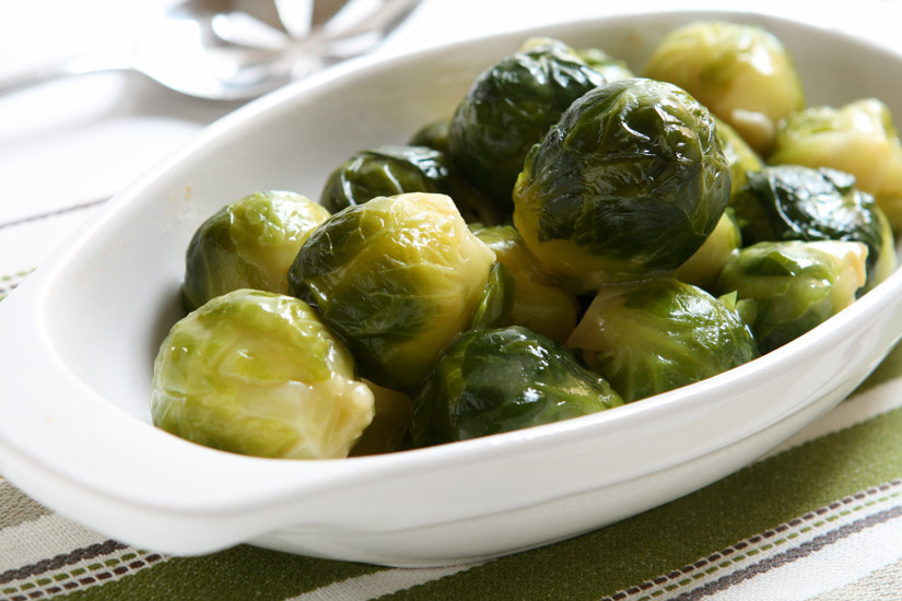 Brussels Sprouts: A Great Winter Vegetable