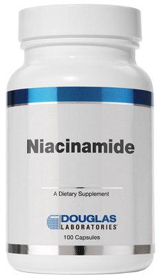 Niacinamide: Birth Defects & Glaucoma