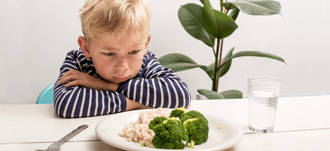 Tips for Raising Picky Eaters: What's a Parent to Do?